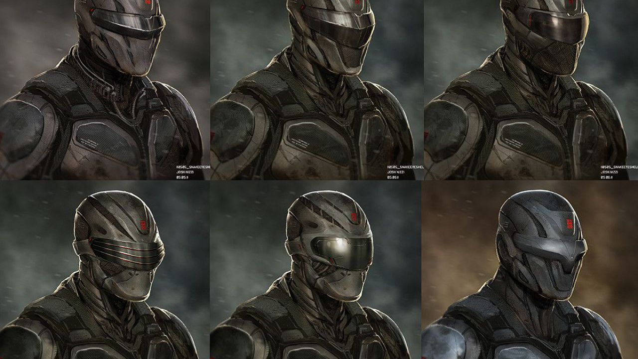G.I. Joe: La vendetta, otto nuove immagini