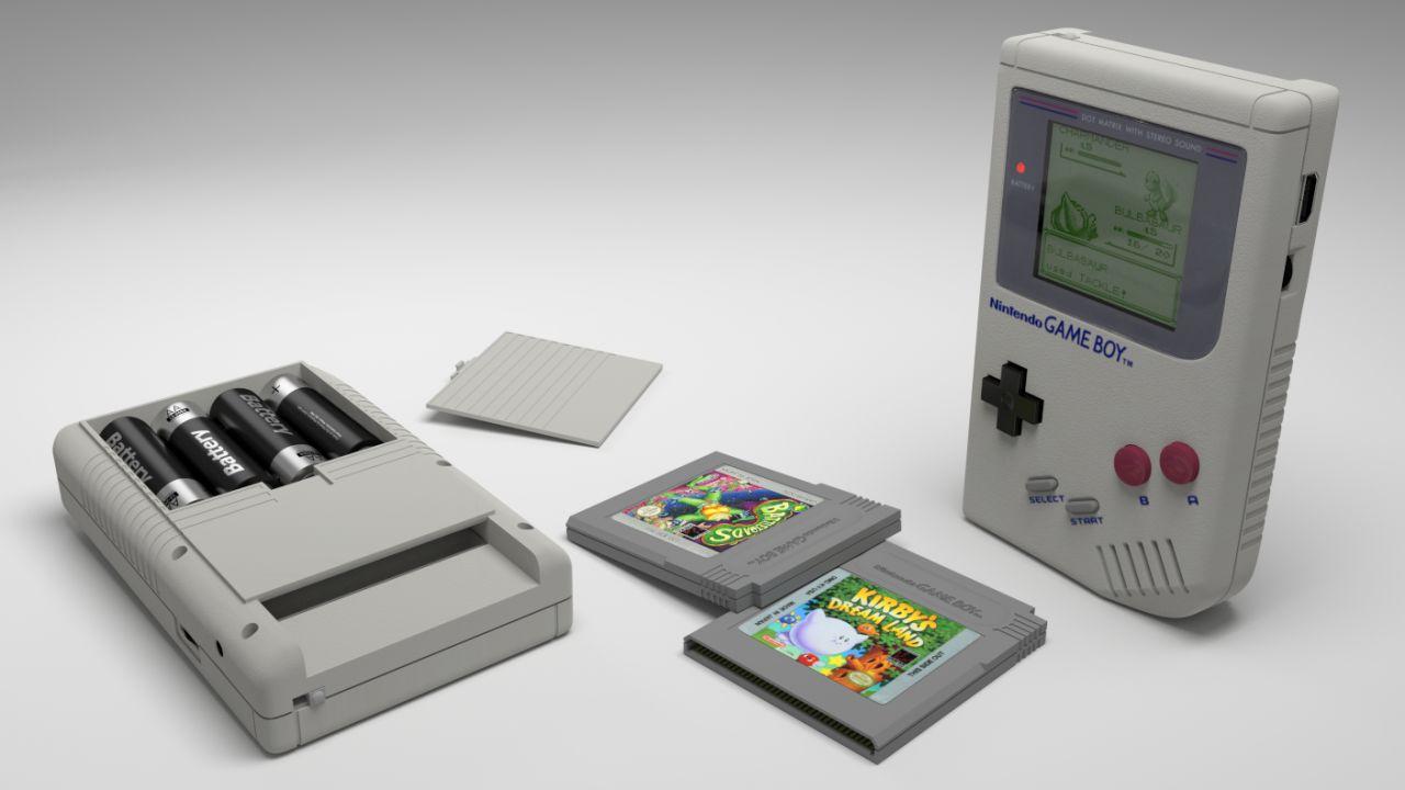 Game Boy: le reazioni dei bambini di fronte alla console Nintendo