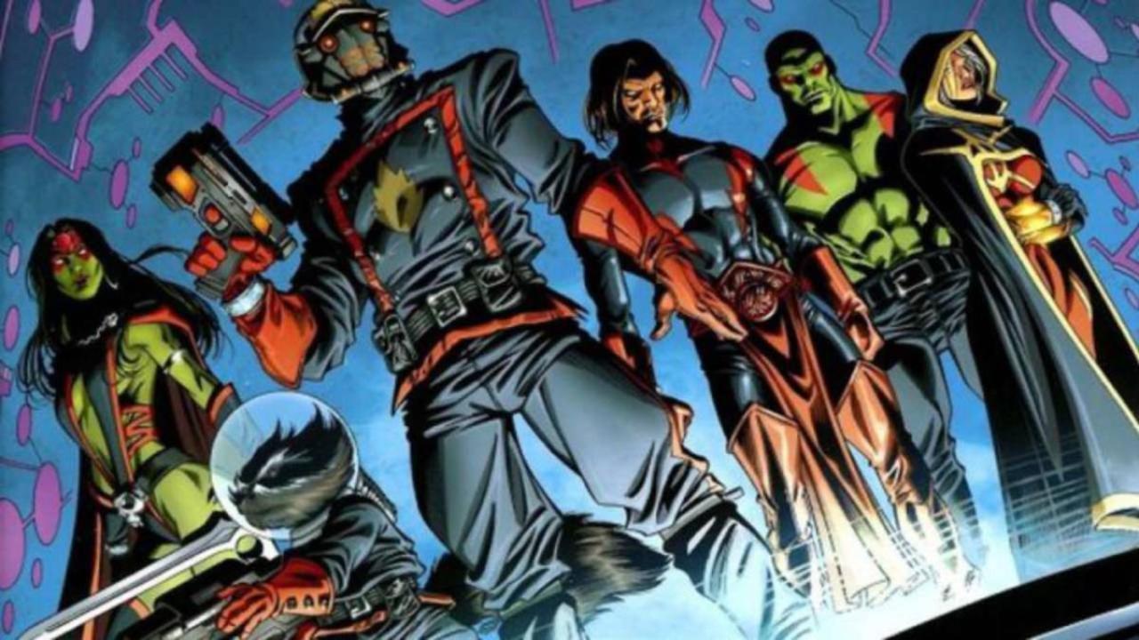 Primo poster e clip per la serie animata sui Guardiani della Galassia