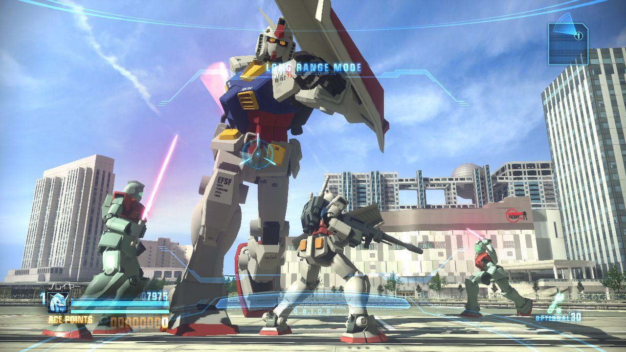 Gundam Breaker per PlayStation Vita: nuovo trailer