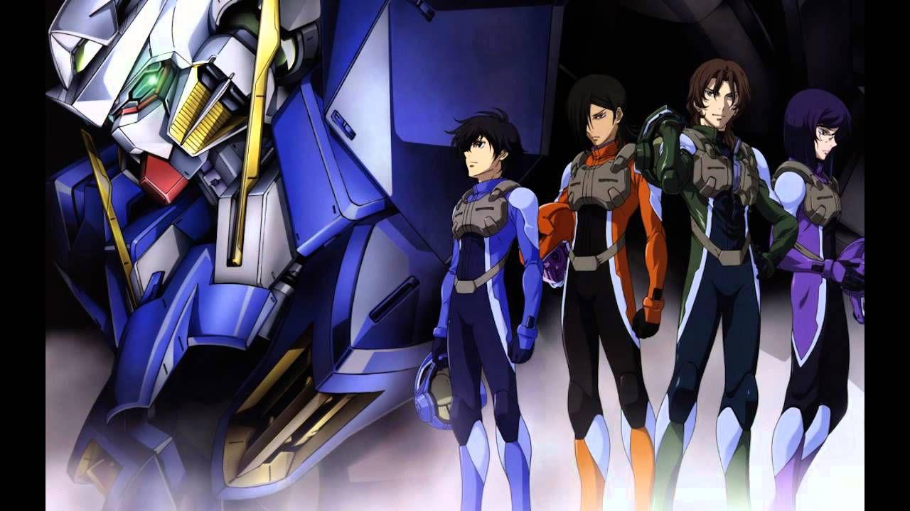 Gundam 00, in arrivo il DVD con dei corti animati