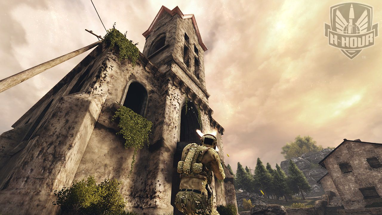 H-Hour: World's Elite, primo video gameplay