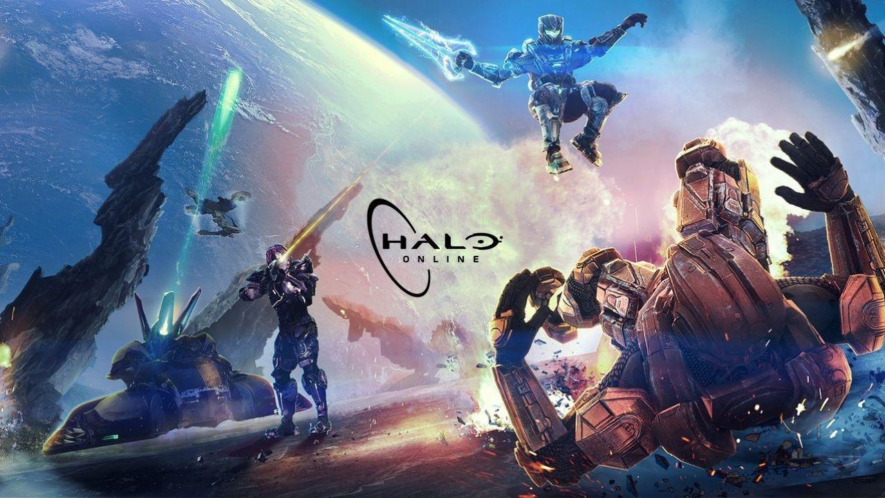 Un video mostra il multiplayer di Halo Online in azione
