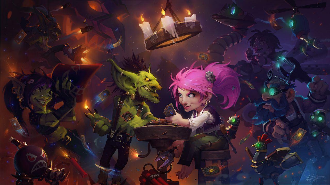 Hearthstone: annunciata l'espansione Goblins vs Gnomes