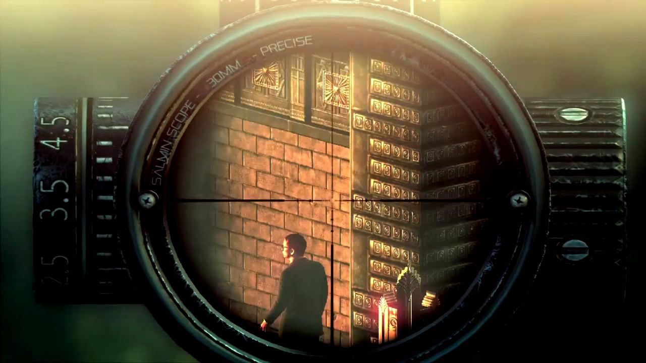 Hitman Sniper Challenge disponibile su browser web