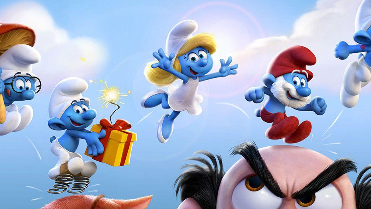 I Puffi 3 sarà un film animato