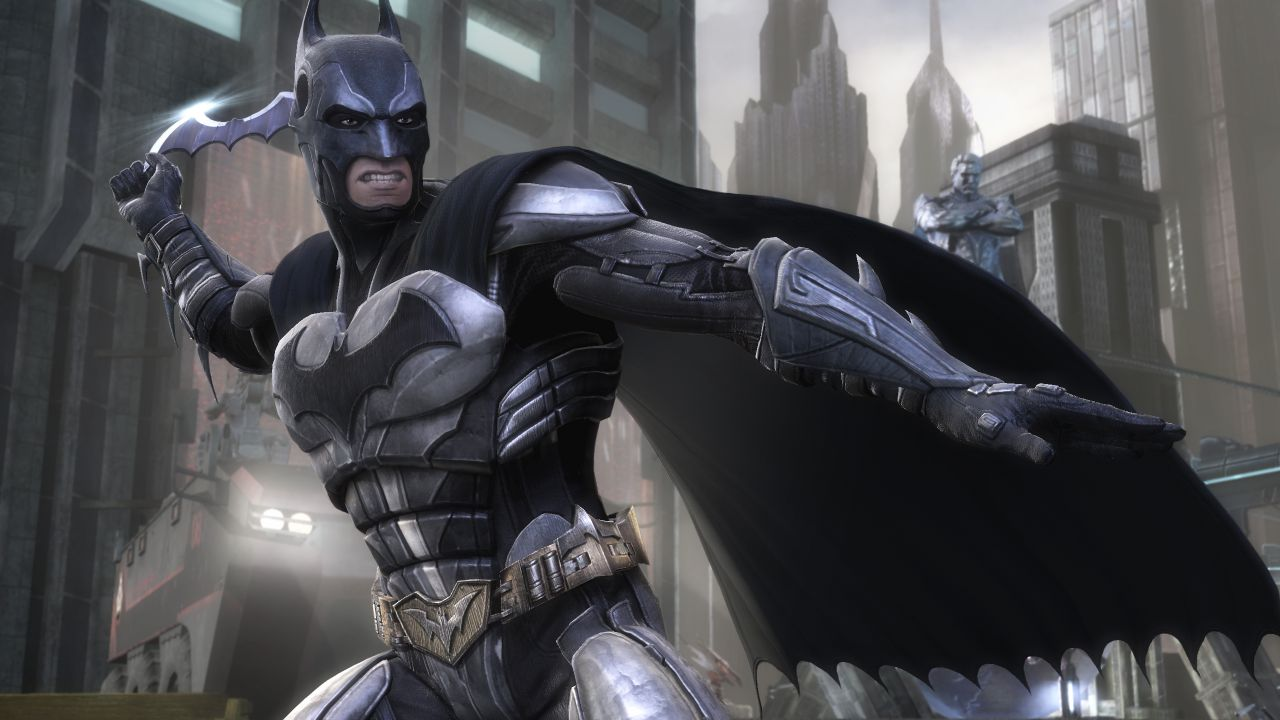 Injustice: Gods Among Us: video gameplay dall'E3 2012