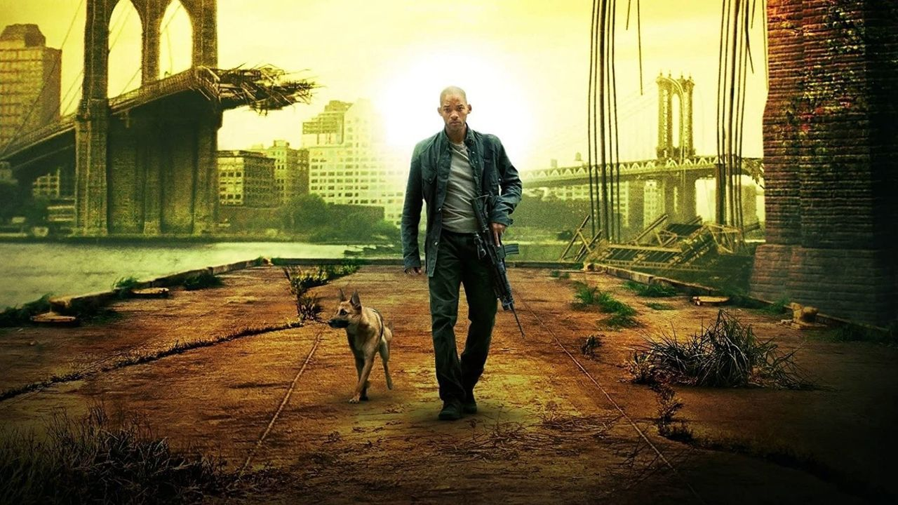 Il Teaser Trailer di I Am Legend!