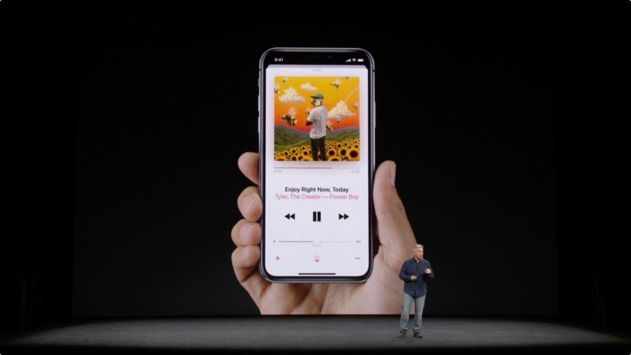 Ecco il nuovo Apple: è l'iPhone X, costa mille dollari