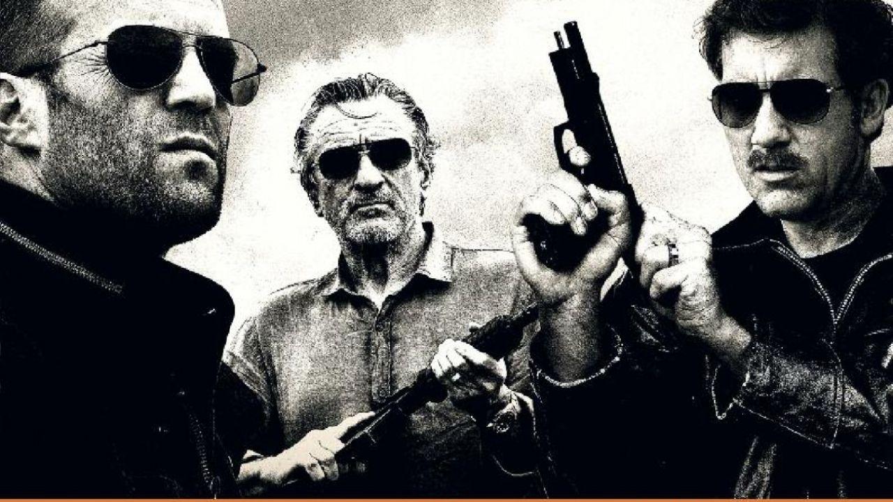 Killer Elite, nuovi poster italiani