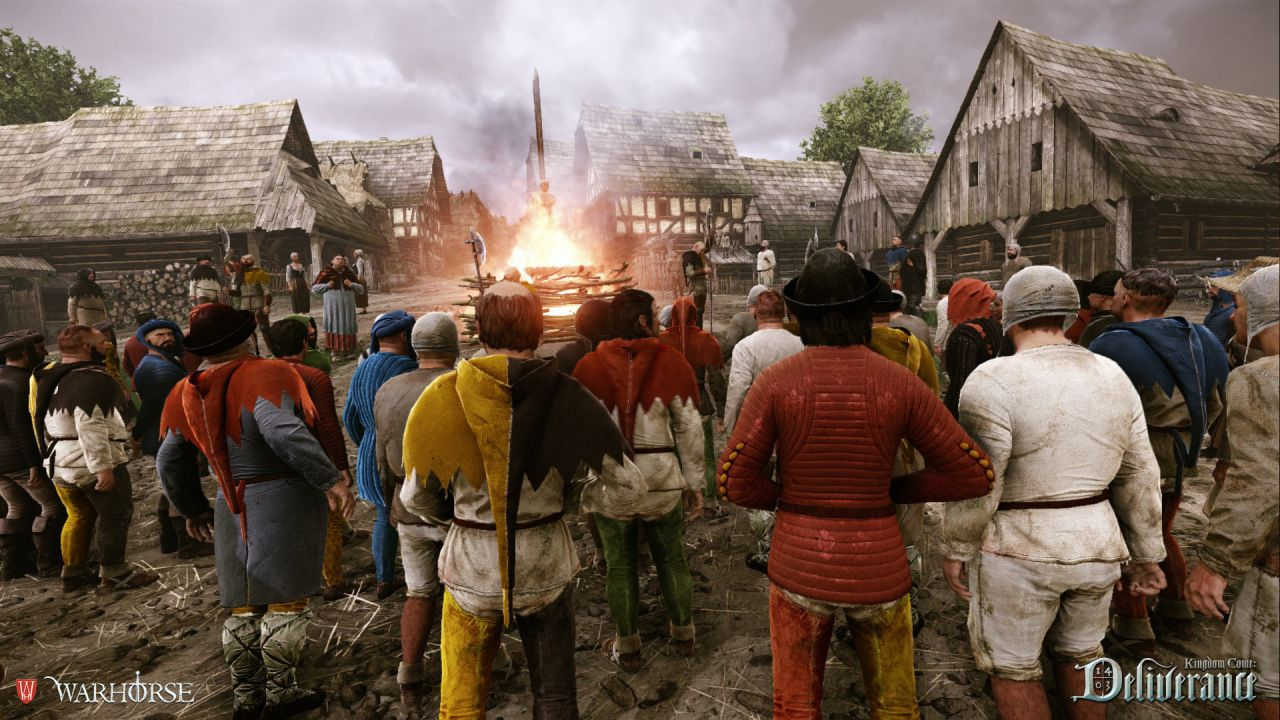 Kingdom Come: Deliverance, al via la campagna Kickstarter