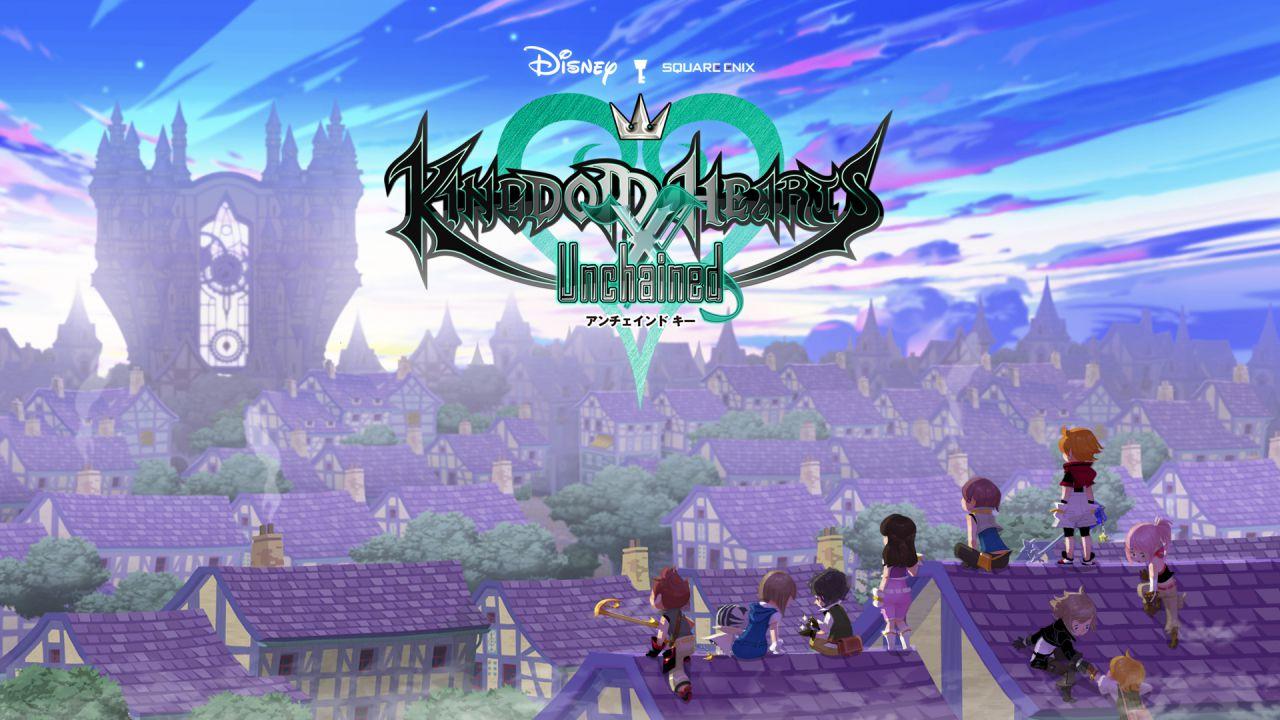 Kingdom Hearts X [chi]: aggiunte nuove missioni