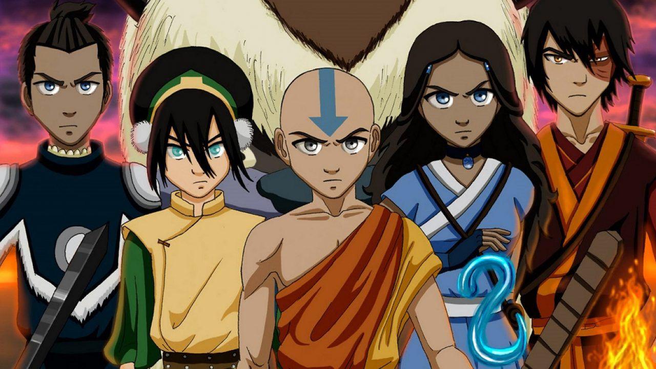 Avatar The Last Airbender : Trailer Super Bowl