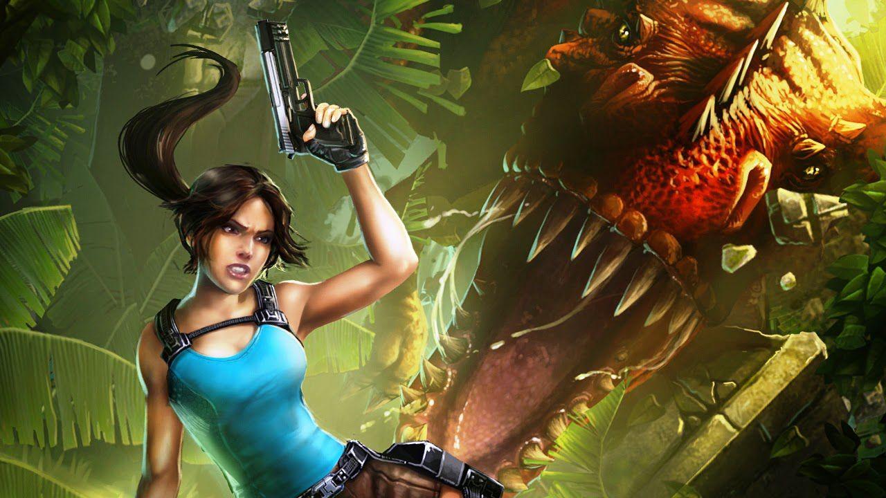 Lara corre su smartphone con Lara Croft: Relic Run