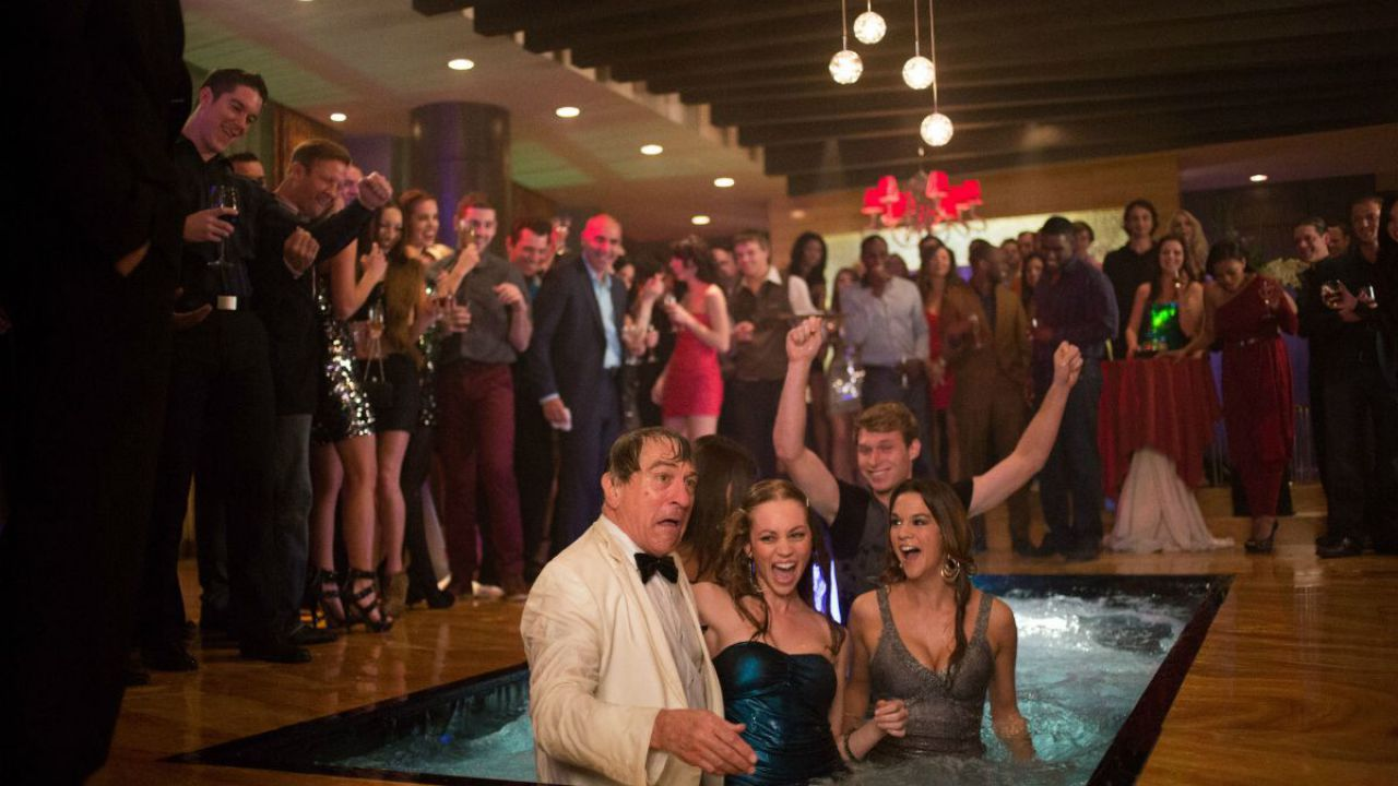 Last Vegas : Michael Douglas in trattative