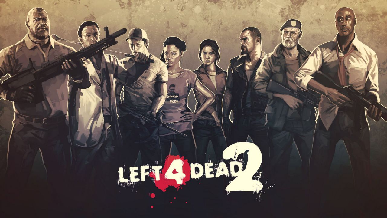 Valve annuncia il supporto di Steam Workshop per Left 4 Dead 2