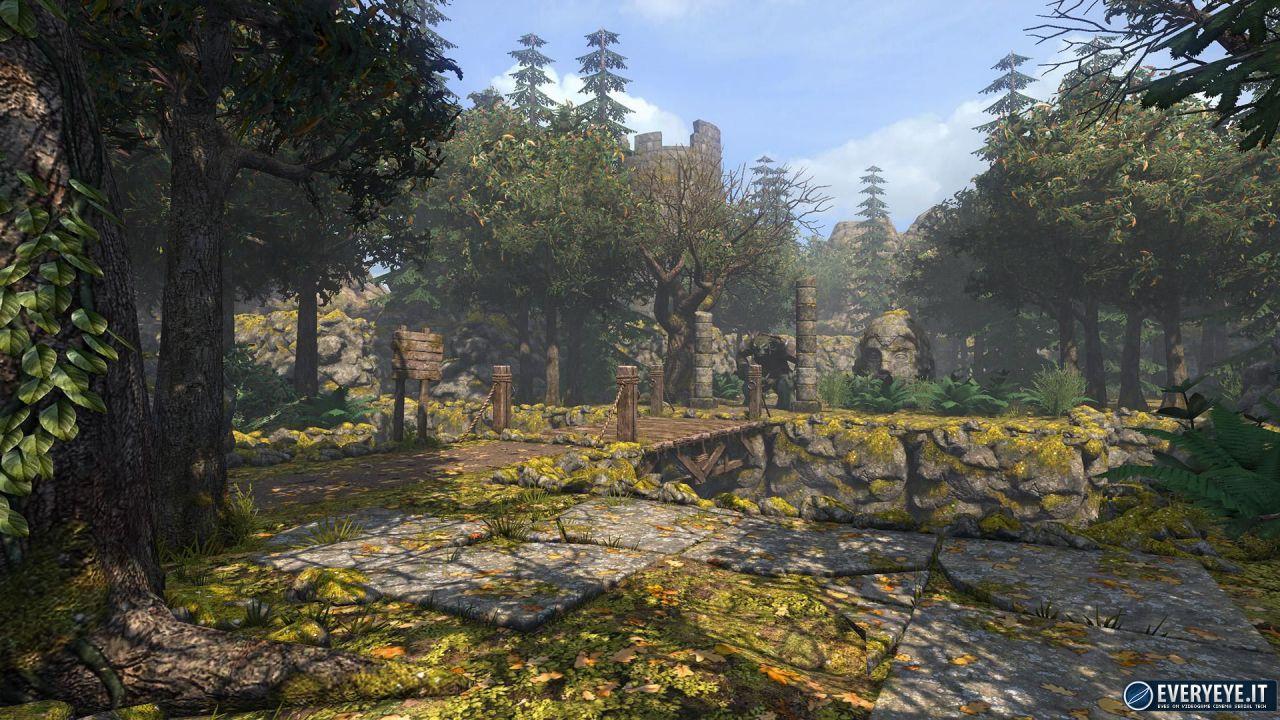 Legend of Grimrock 2: la prima immagine ufficiale