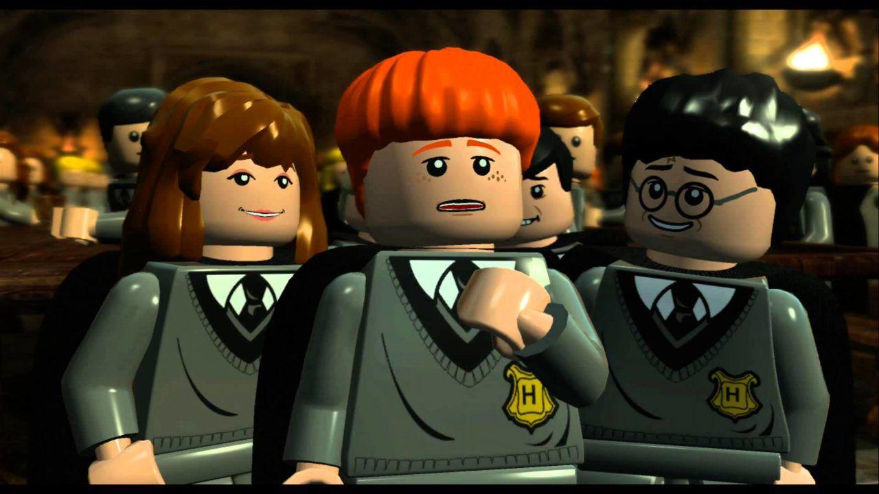 LEGO Harry Potter Anni 5 - 7: immagini e trailer di halloween