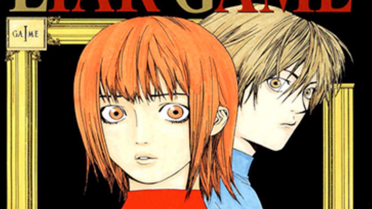 J-POP presenta la nuova serie manga Liar Game