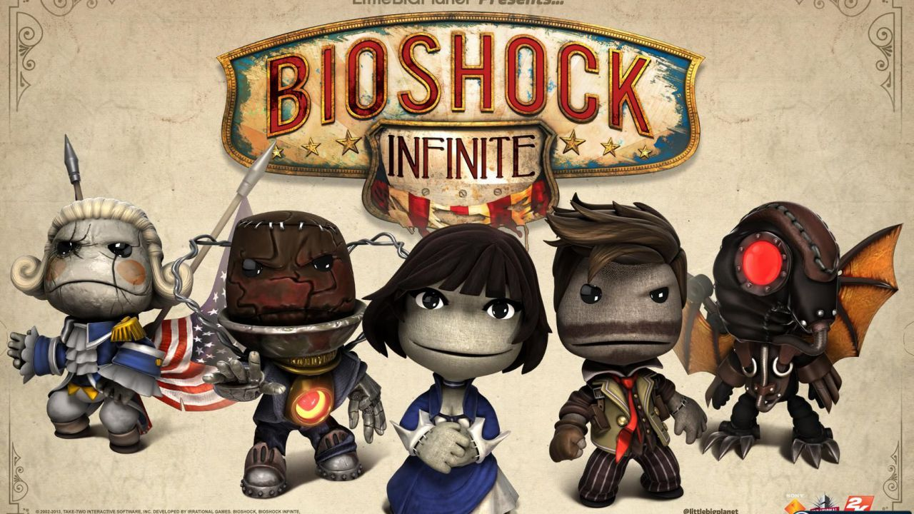 Little Big Planet 2: nuova featurette dedicata ai Sackbots
