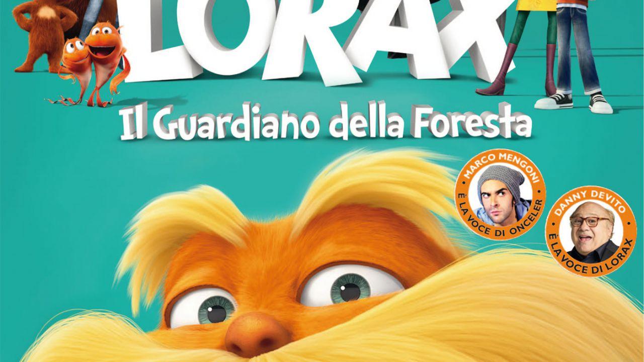 Lorax - Il guardiano della foresta: le nuove foto