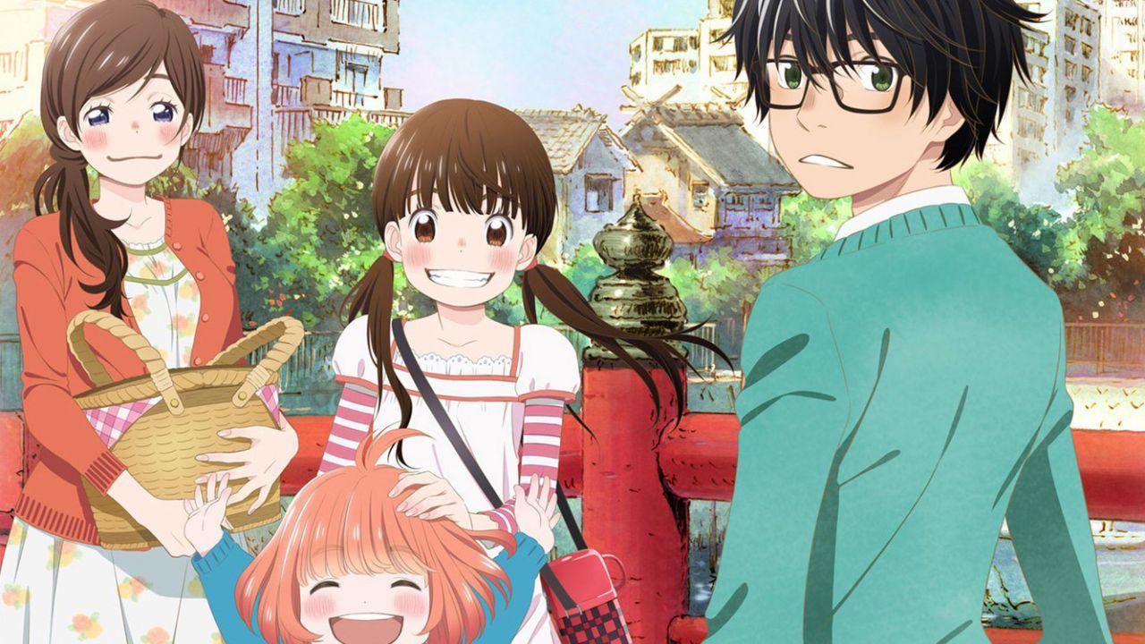 March comes in like a lion, pausa per il manga di Chika Umino