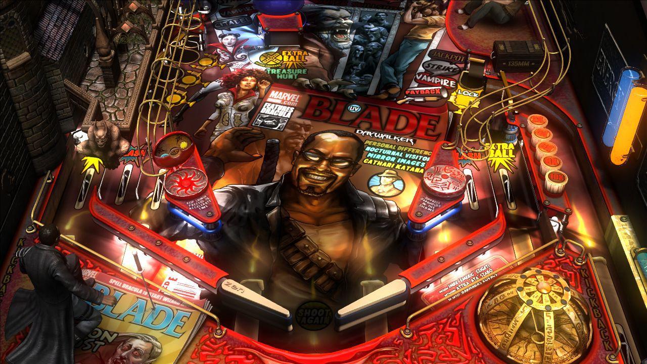 Marvel Pinball, date e prezzi