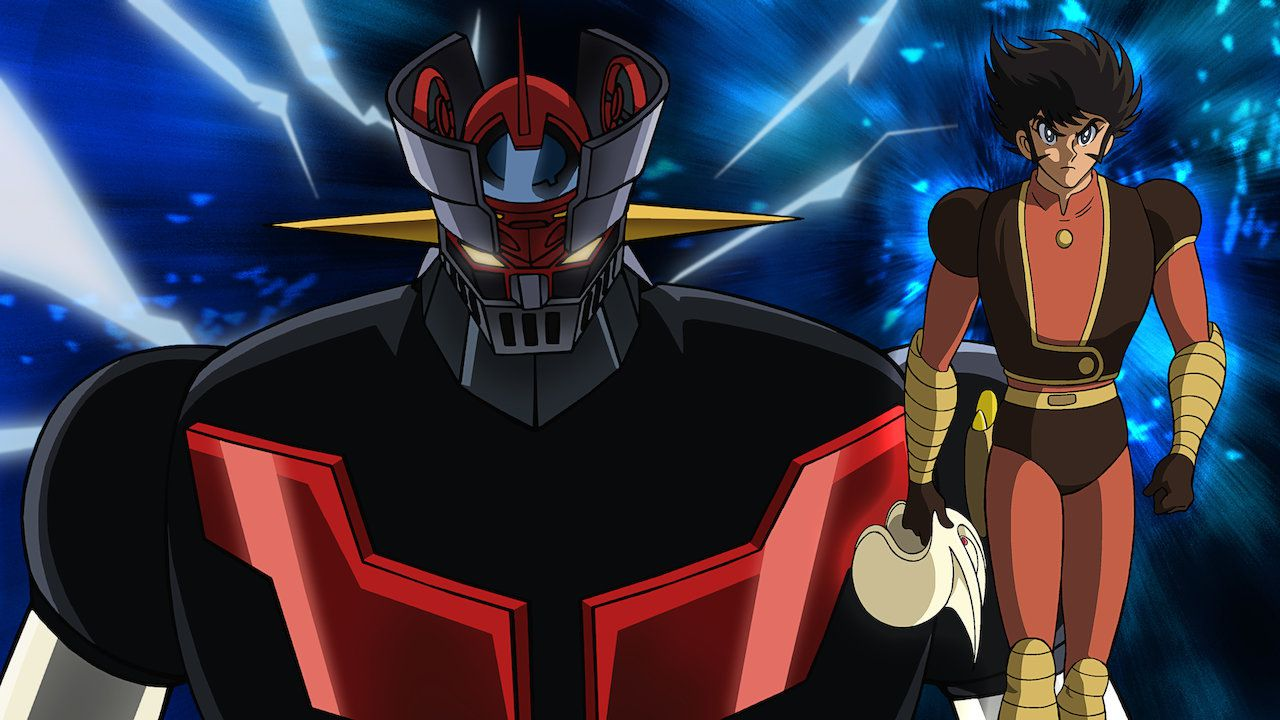 Yamato Video presenta la serie animata Mazinger Edition Z: The Impact!