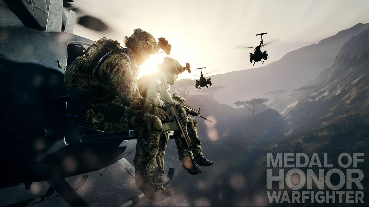 Medal of Honor: l'Afghanistan ha scelto Electronic Arts