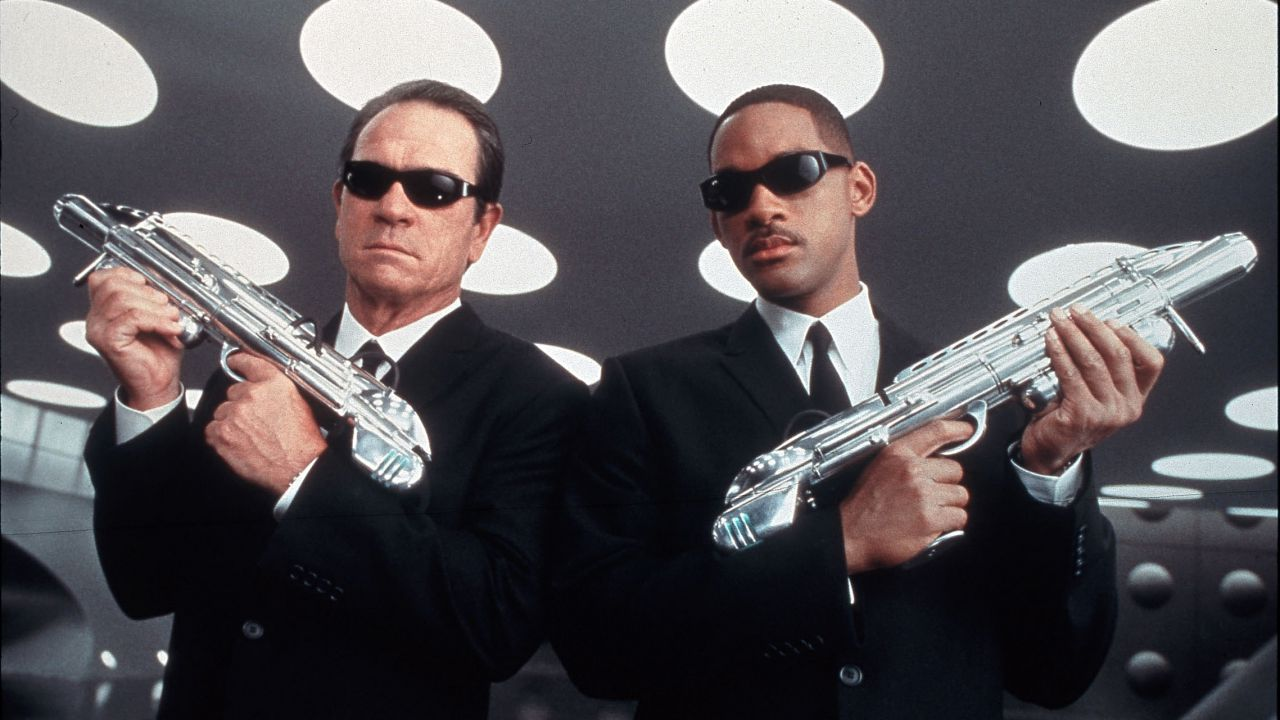 Men in Black III, due nuove clip in italiano