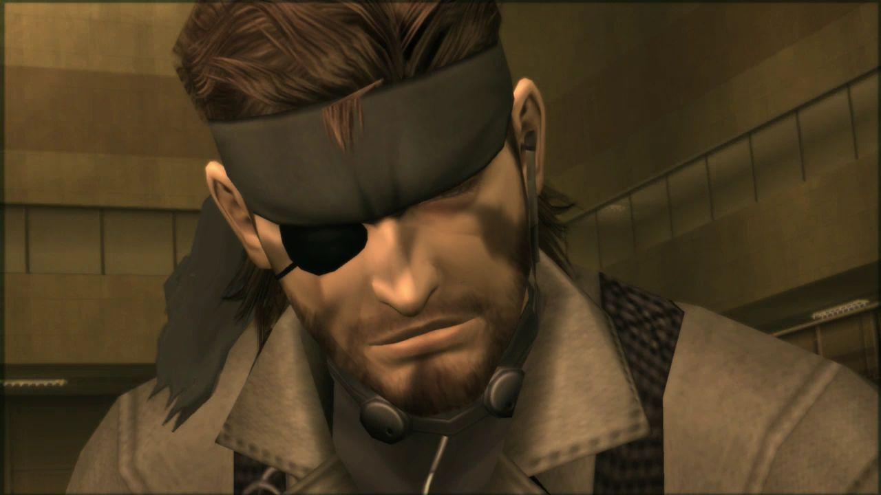 [Rumor] La prossima collection HD sarà di Metal Gear Solid?