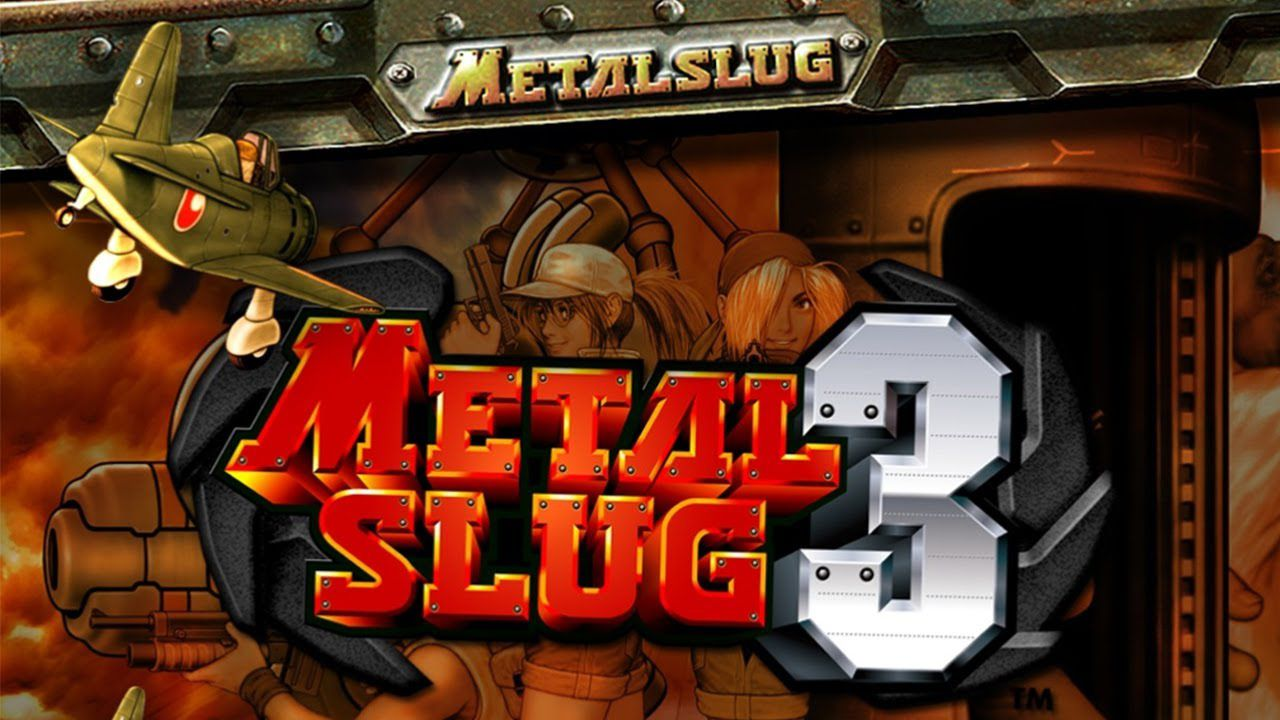 Metal Slug 3 per PC: preordini aperti su Steam