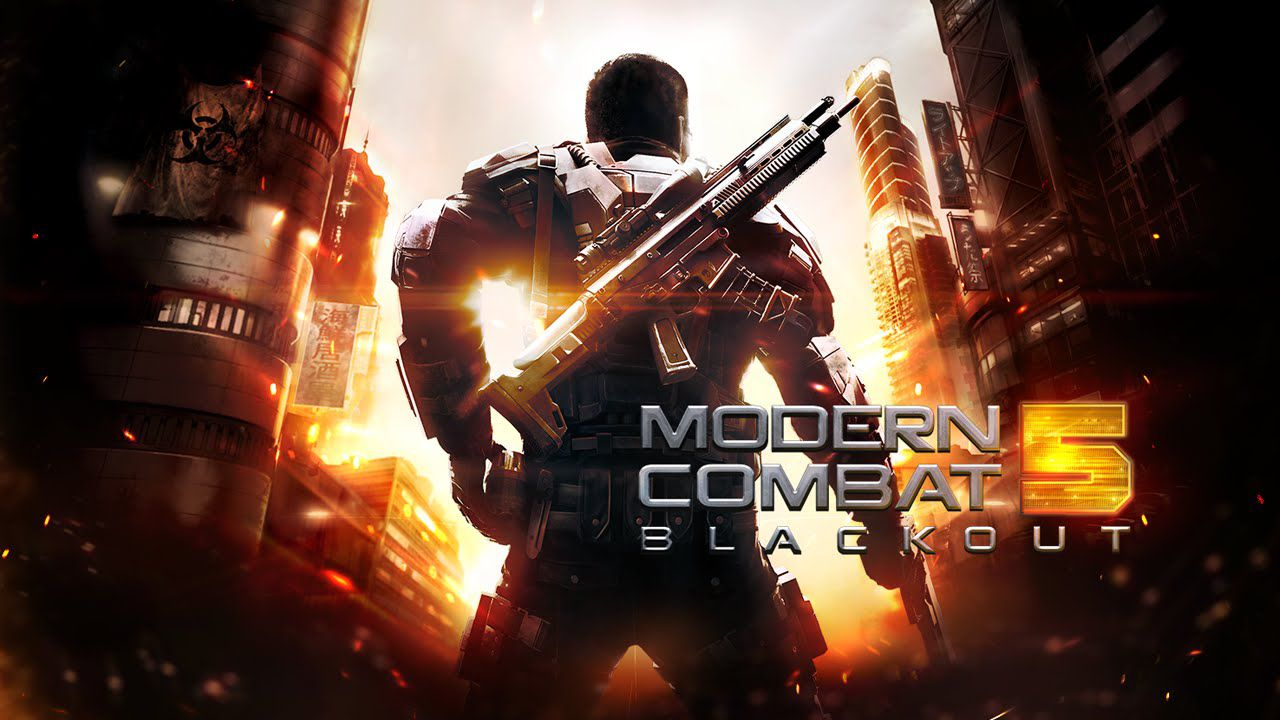 Modern Combat 5 rimandato al 2014