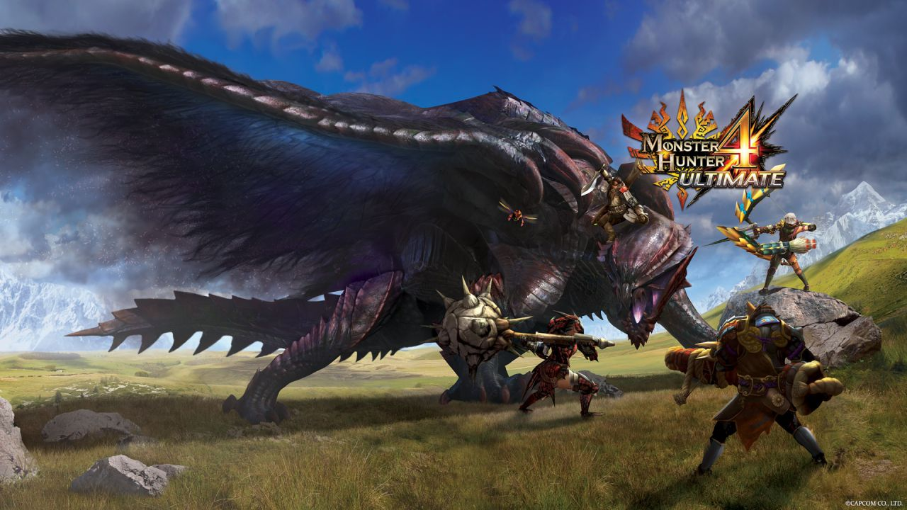 Monster Hunter 4G: limited edition annunciata
