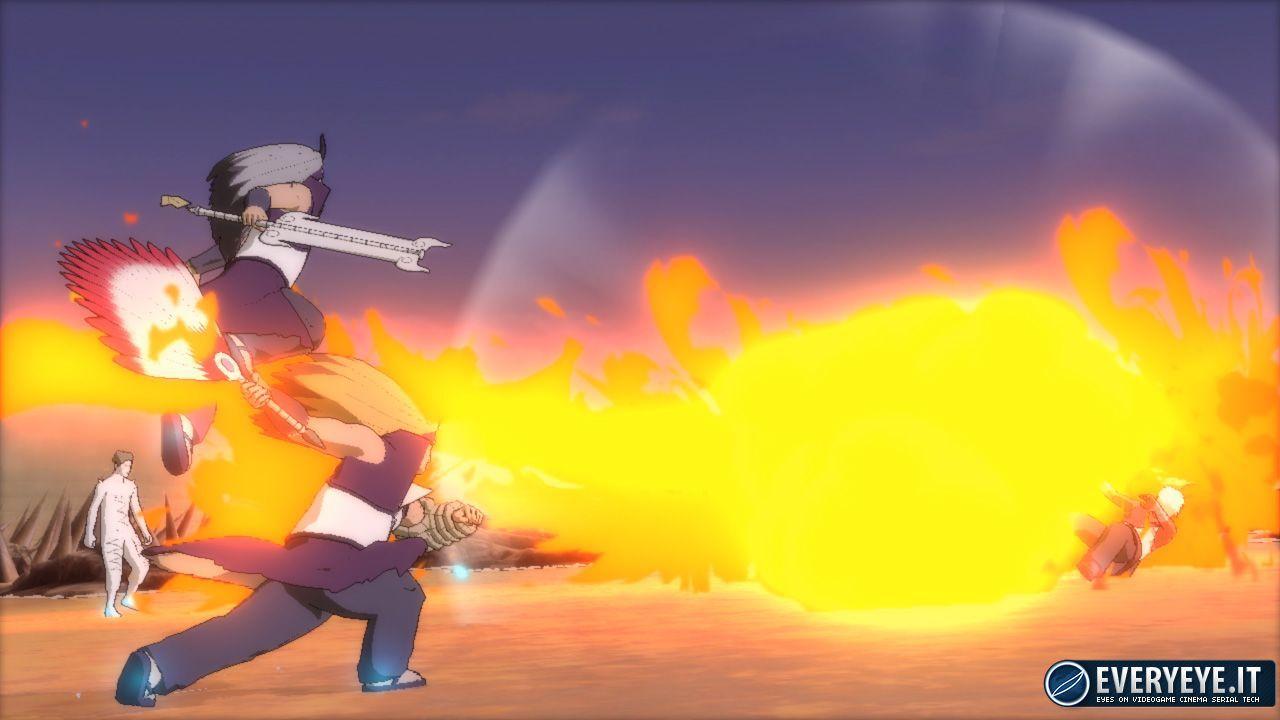 Naruto Shippuden: Ultimate Ninja Storm 3: tre video gameplay