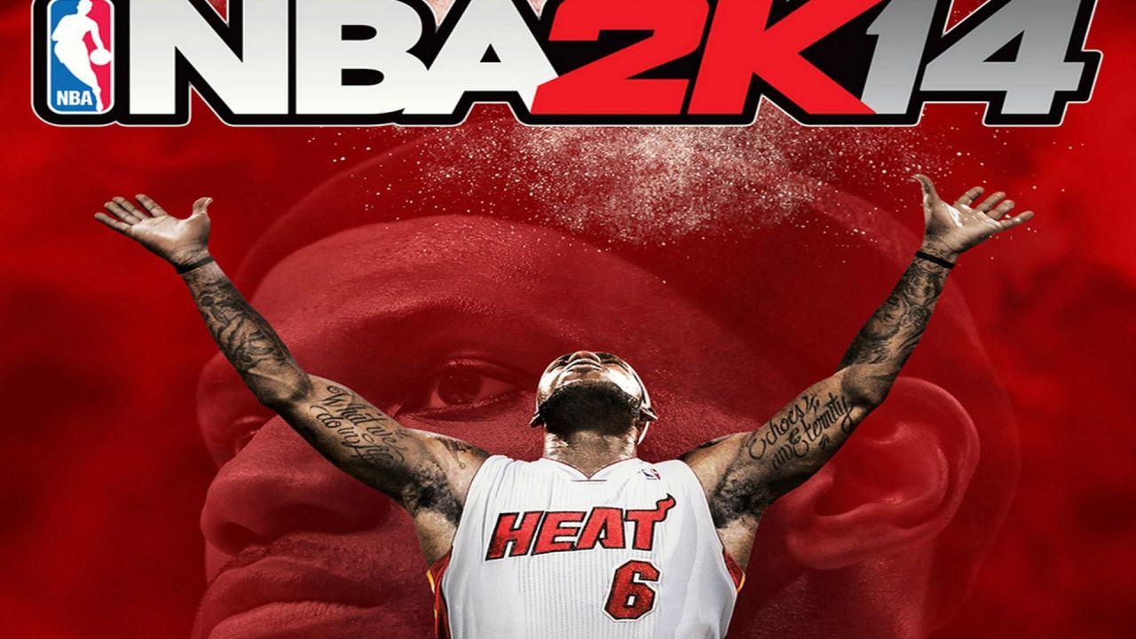 NBA 2K14: dettagli sulla versione PlayStation 4 e funzionalità social