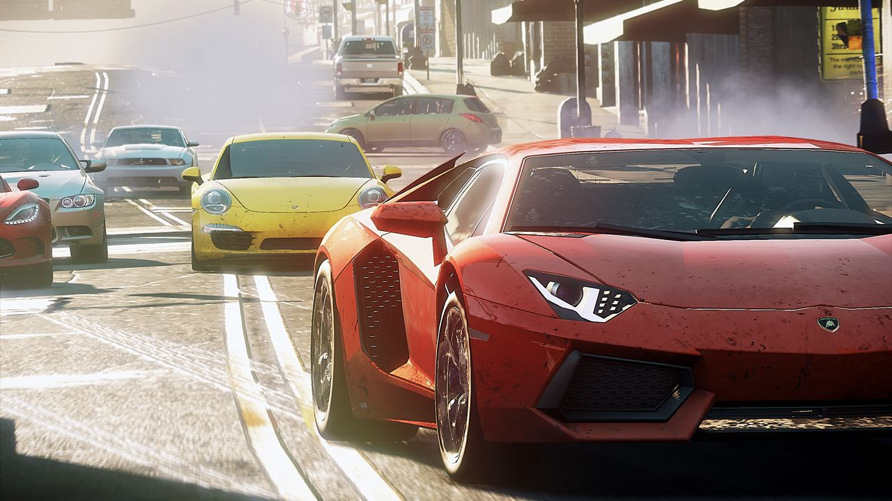 Need for Speed Most Wanted: Donne e Motori alla Gamesweek