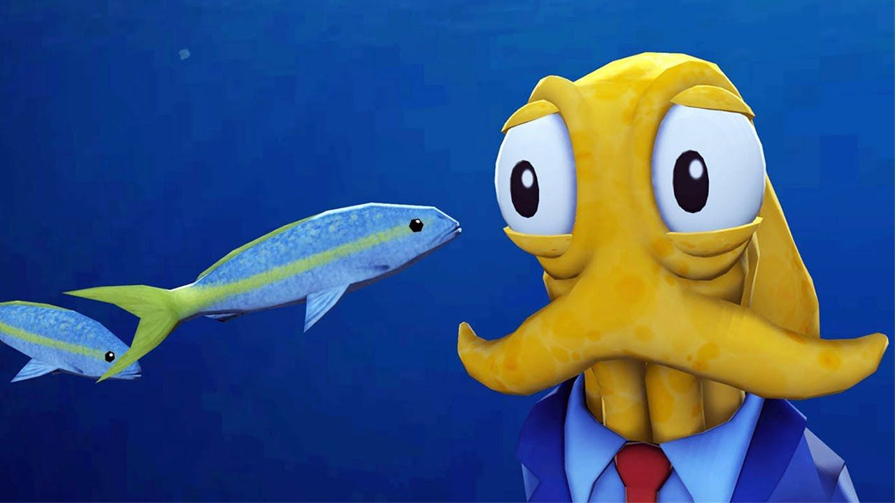 Octodad: Dadliest Catch - un video per la versione PS4