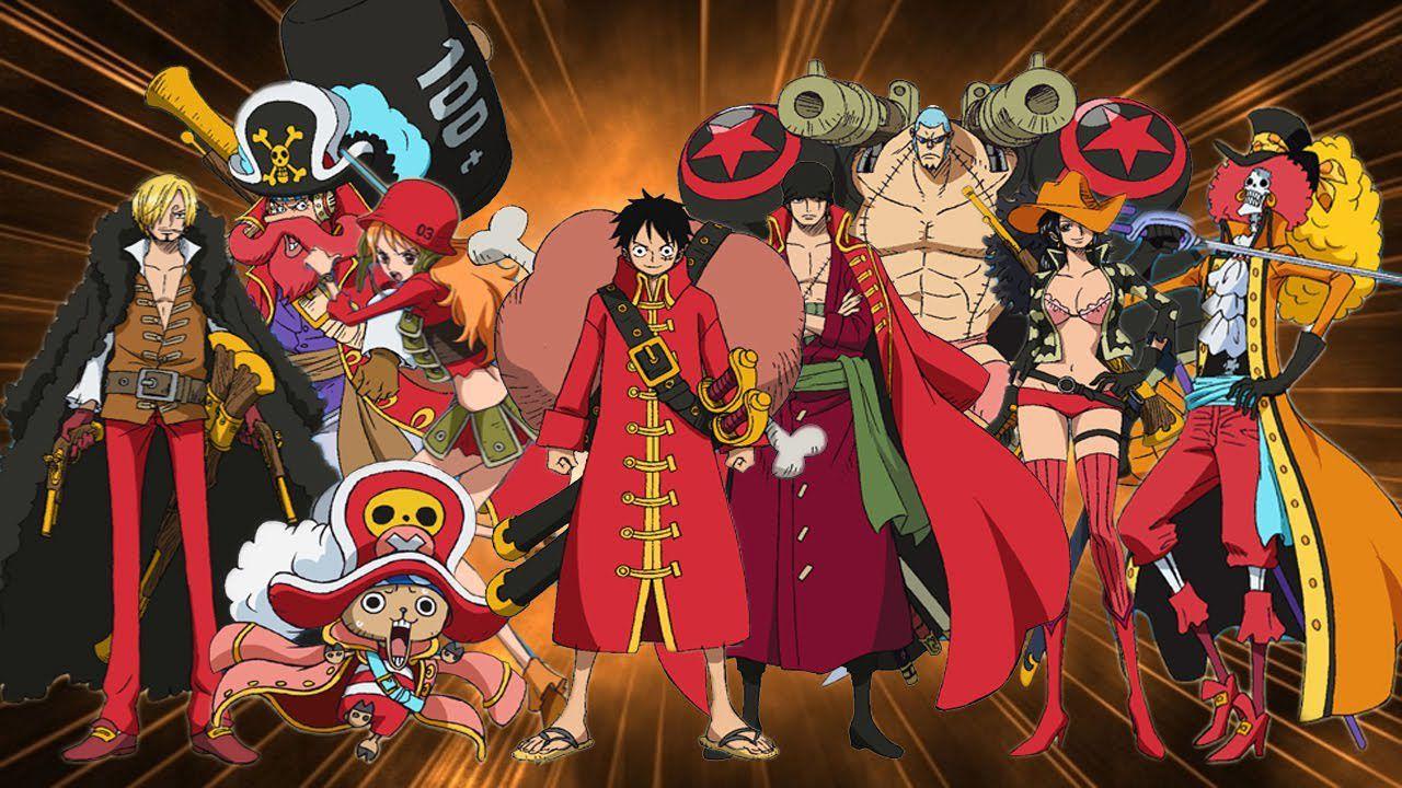 One Piece Z, full trailer dal nuovo film animato sui pirati di Eiichiro Oda