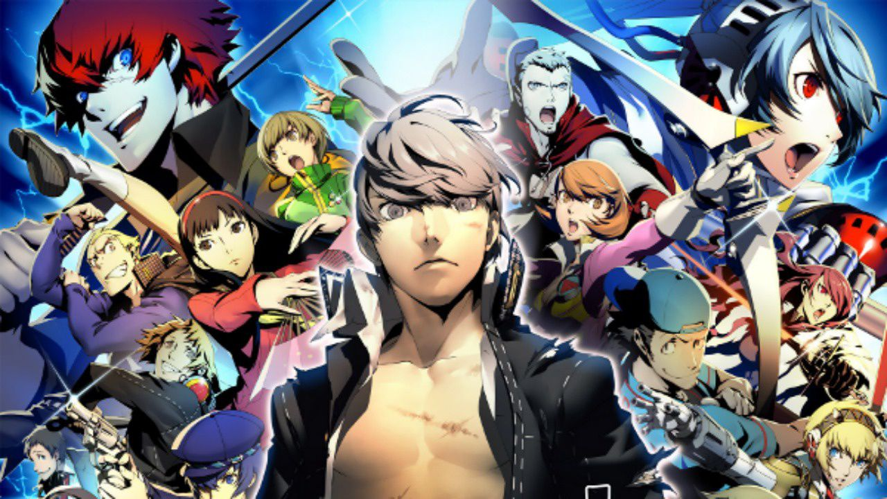 Persona 4: Golden: una valanga di video sui personaggi