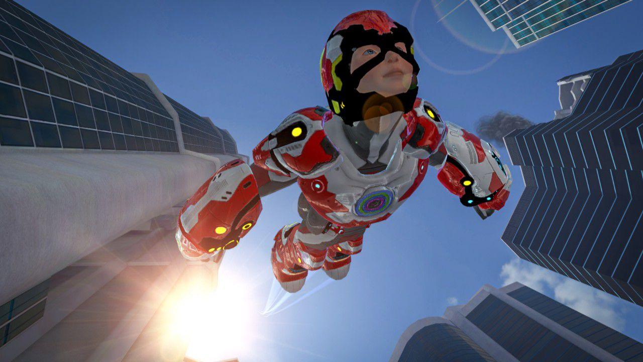 Playworld Superheroes disponibile su App Store
