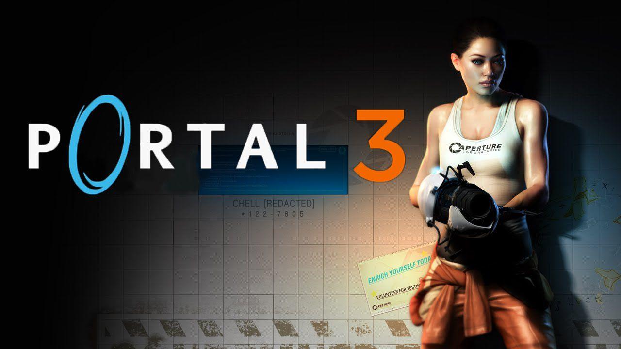 Valve registra il marchio Portal 3 in Europa