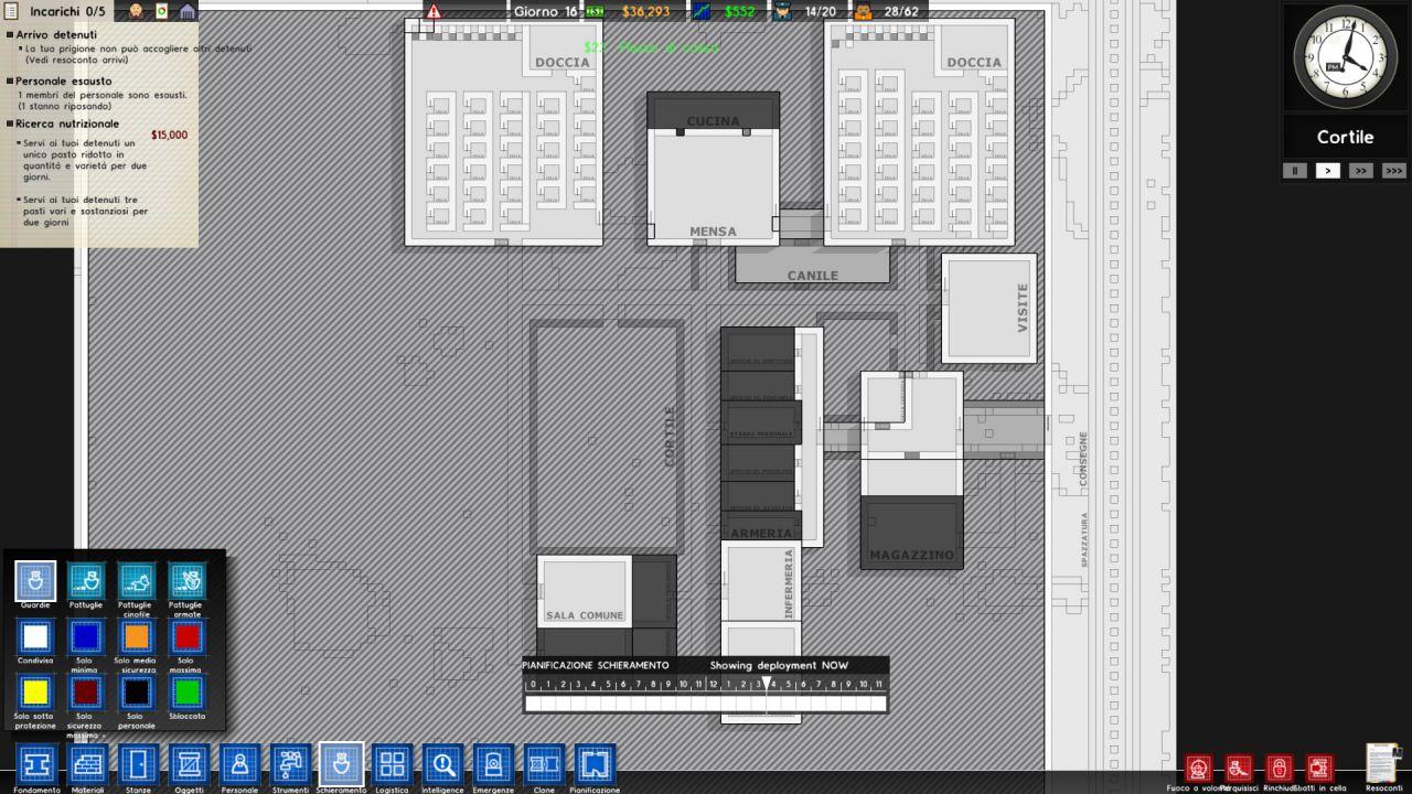 Prison Architect, video per la versione Alpha numero 20