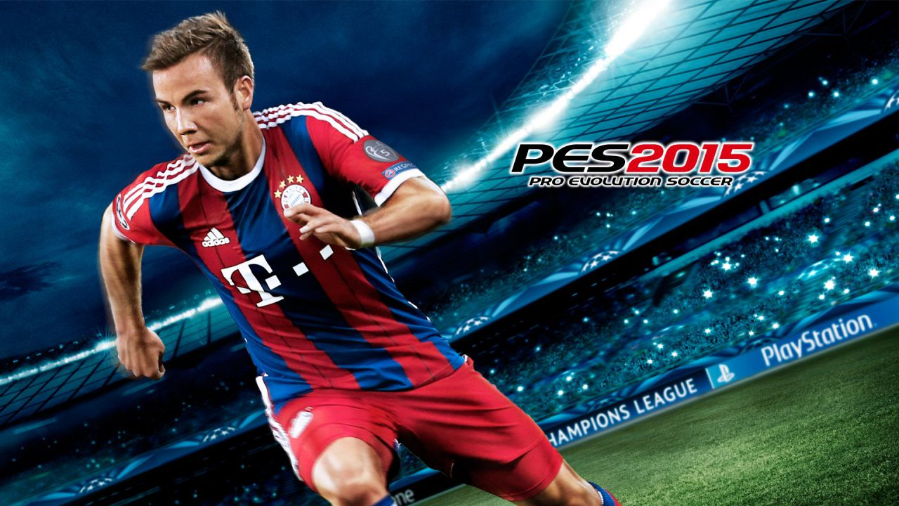 PES 2015: video gameplay Full HD della versione PlayStation 4