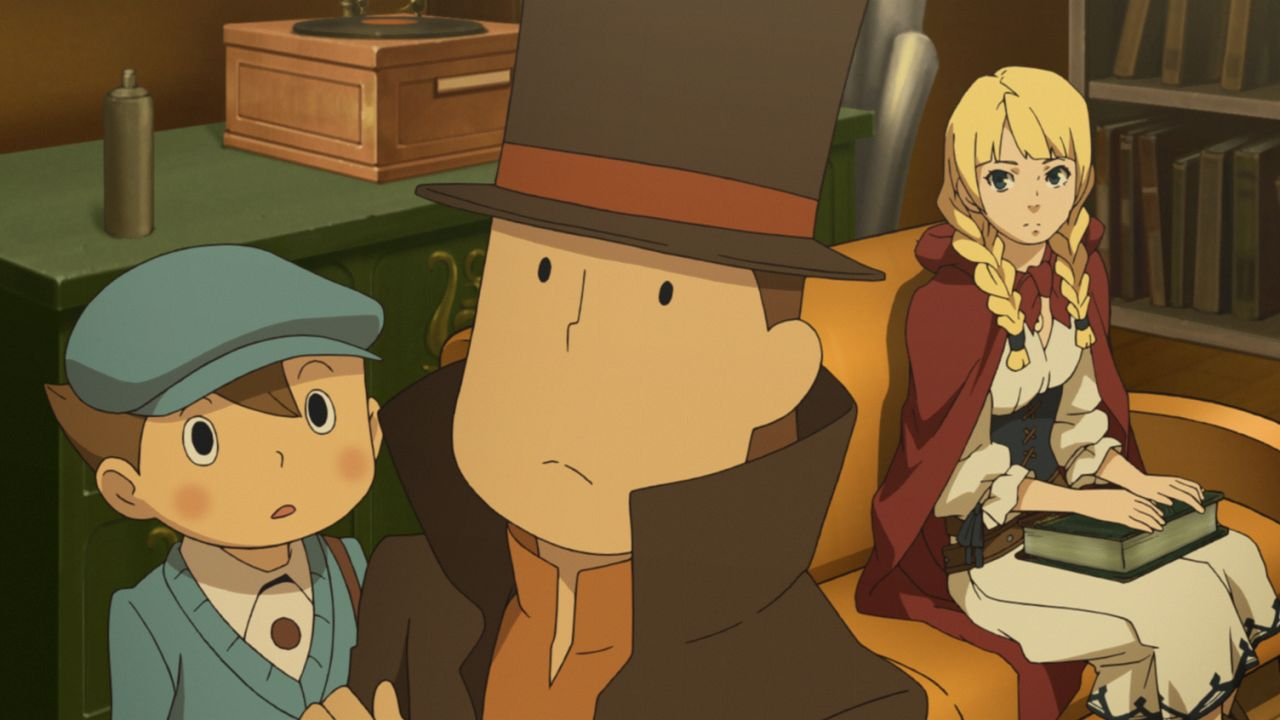 Professor Layton vs Ace Attorney sarà giocabile all'evento Level-5 di Ottobre