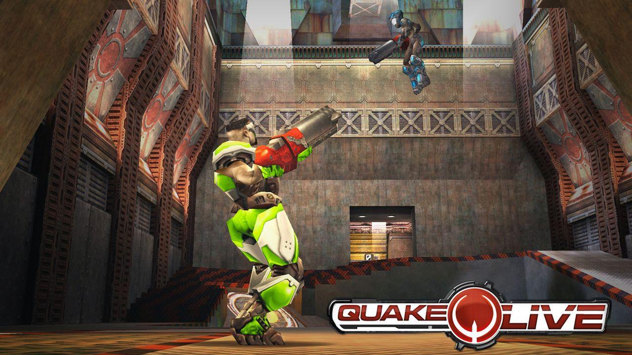Aggiornamento per il browser game Quake Live