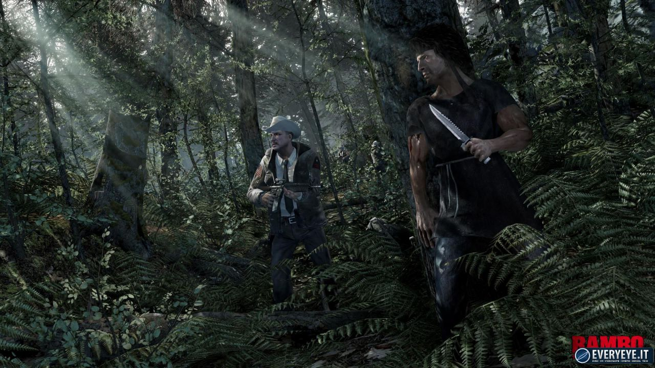 Il videogioco di Rambo presentato in forma giocabile alla gamescom 2012