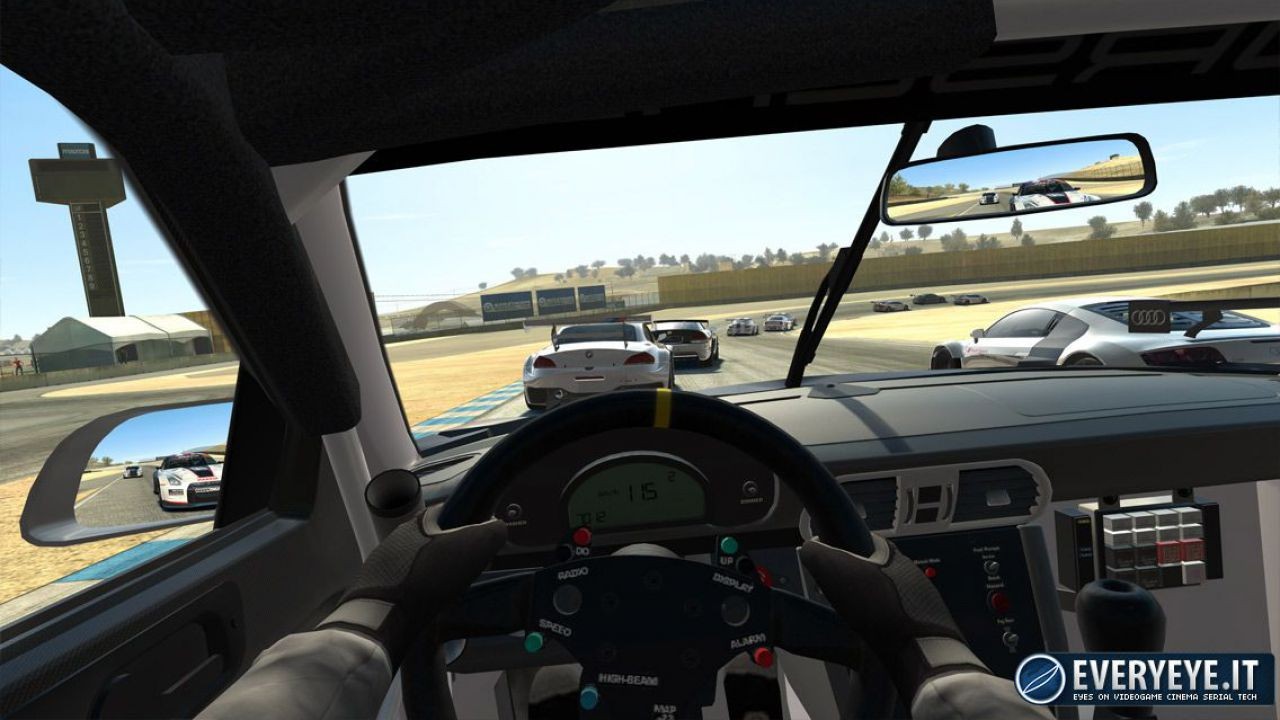 Electronic Arts annuncia Real Racing 3
