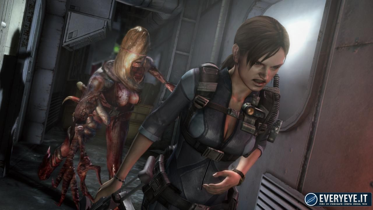 Resident Evil Revelations: video gameplay dalla demo giapponese