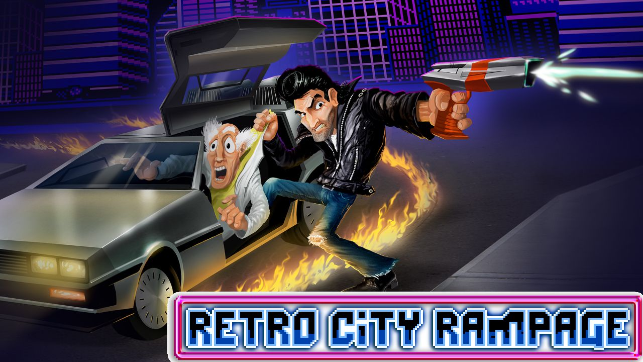 Retro City Rampage disponibile dalla prossima settimana su PC, PS Vita e PS3
